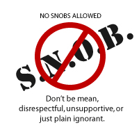 No Snobs Allowed - Full