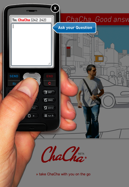 ChaCha Mobile Search