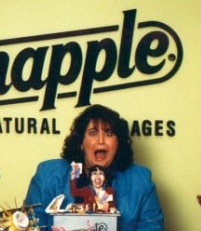 The Snapple Lady