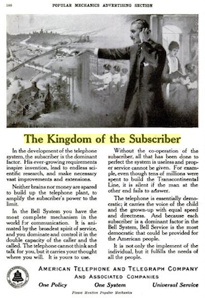 Kingdom of the Subscriber