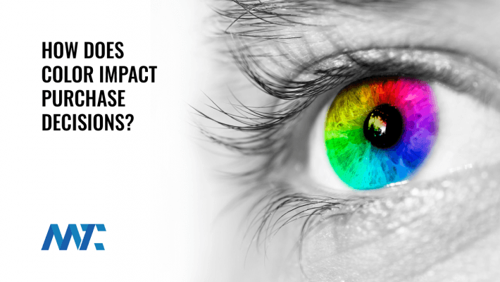 How Color Impacts Purchase Behavior
