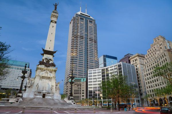 indy monument circle