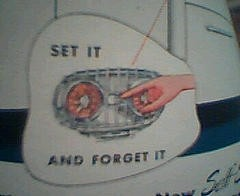 set it and forget it