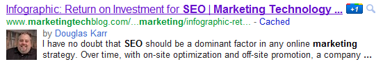 Increase Traffic on the Search Engine Results Page