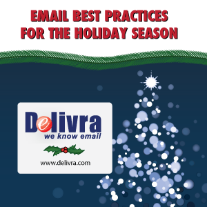 Email holidays