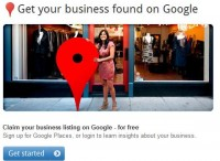 Google Places get started