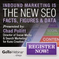 Register for Inbound Marketing is the New SEO
