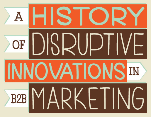 disruptive innovations marketing