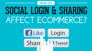 Social Login and Sharing for Ecommerce