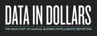 Data in Dollars Infographic