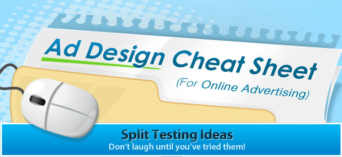 Split Testing Ad Design Ideas