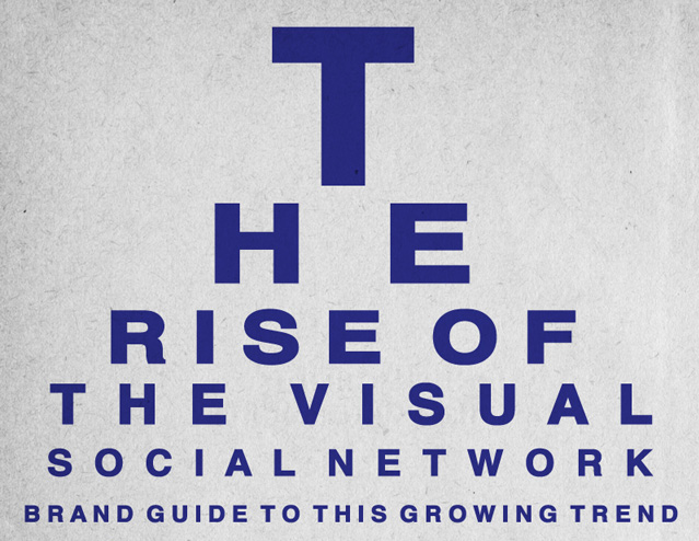 Rise of the Visual Social Networks