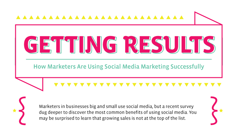 How Small Businesses Use Social Media