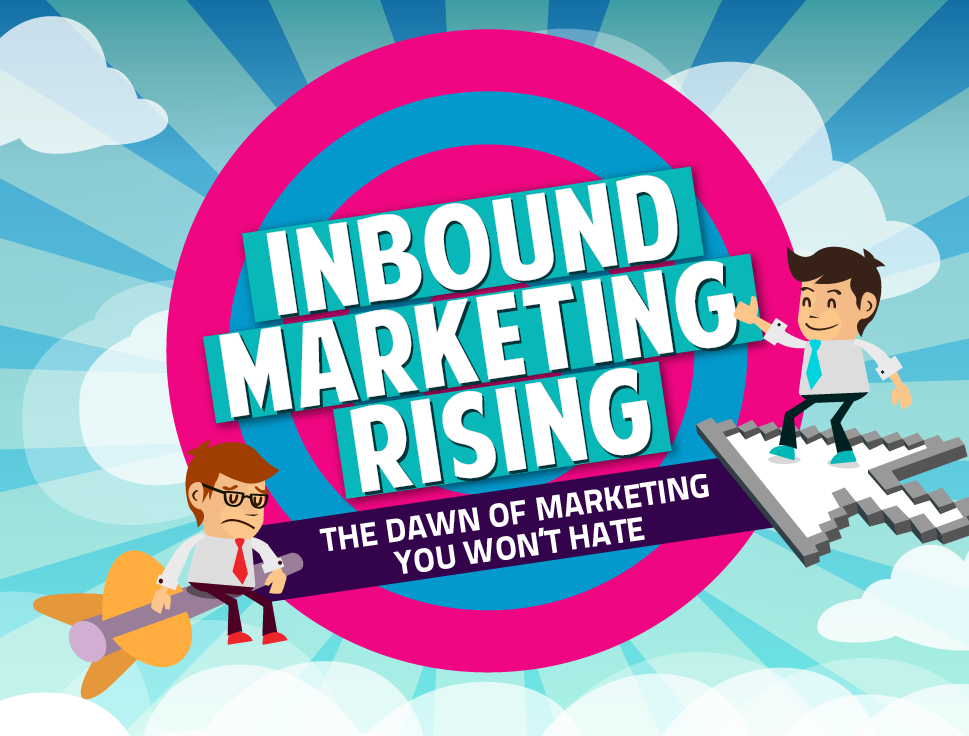 Inbound Marketing Rising