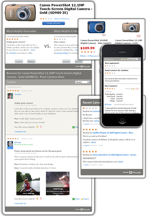 applications reviews