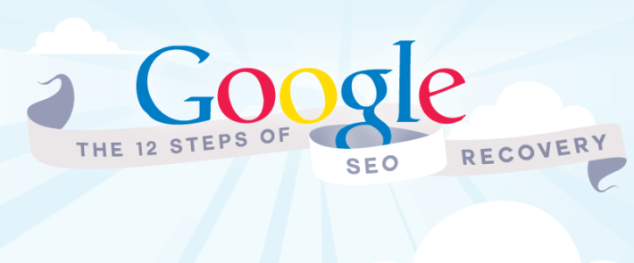 12 steps seo recovery