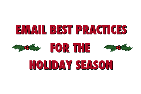 email holiday schedule