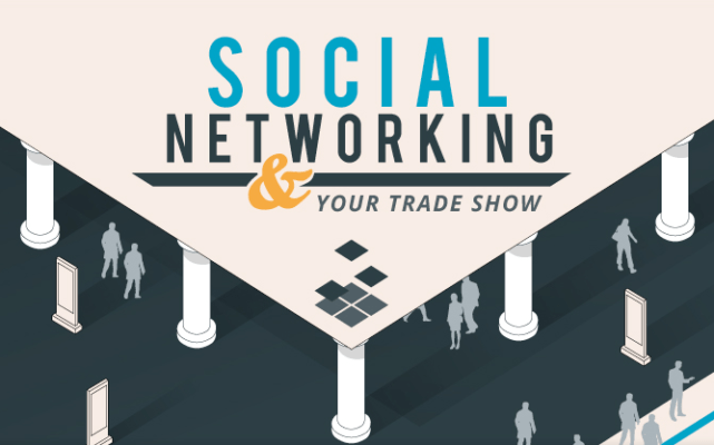 social networking trade show