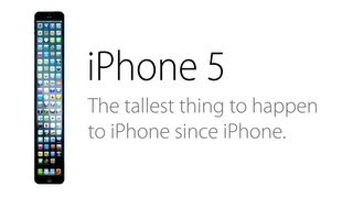 Tallest iPhone Commercial