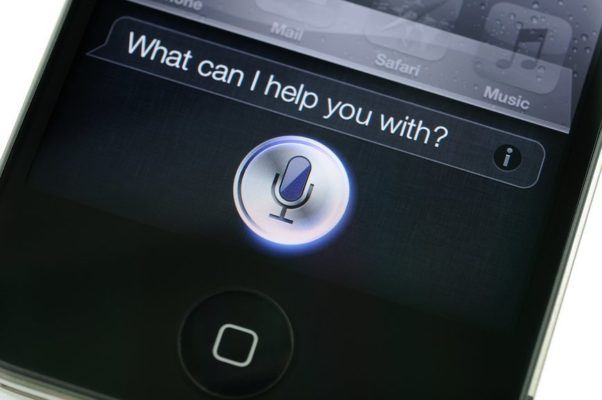 siri mobile search