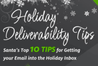 Holiday Email Deliverability Tips
