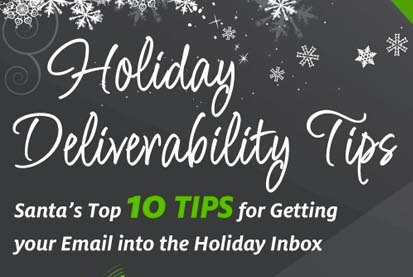 10 Holiday Deliverability Tips