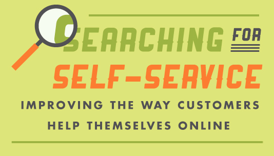 Self-Service Searching