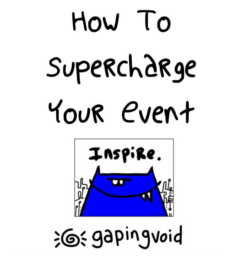 Presentation: How to Supercharge Your Event