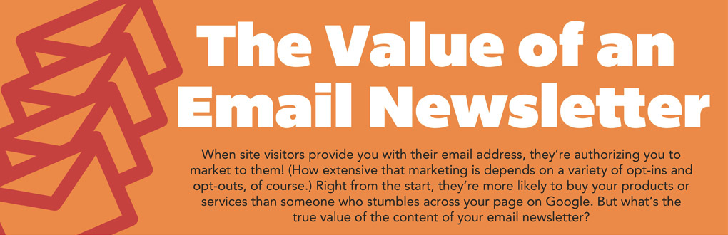 Why Are Email Newsletters Effective?