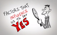 Factors that Influence Us to Say Yes!