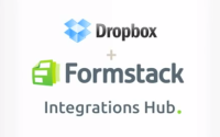 Dropbox Form Integration