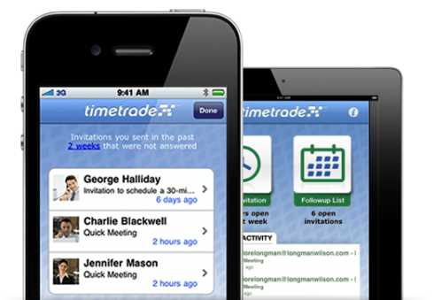TimeTrade: Let Leads Schedule Your Next Appointment!