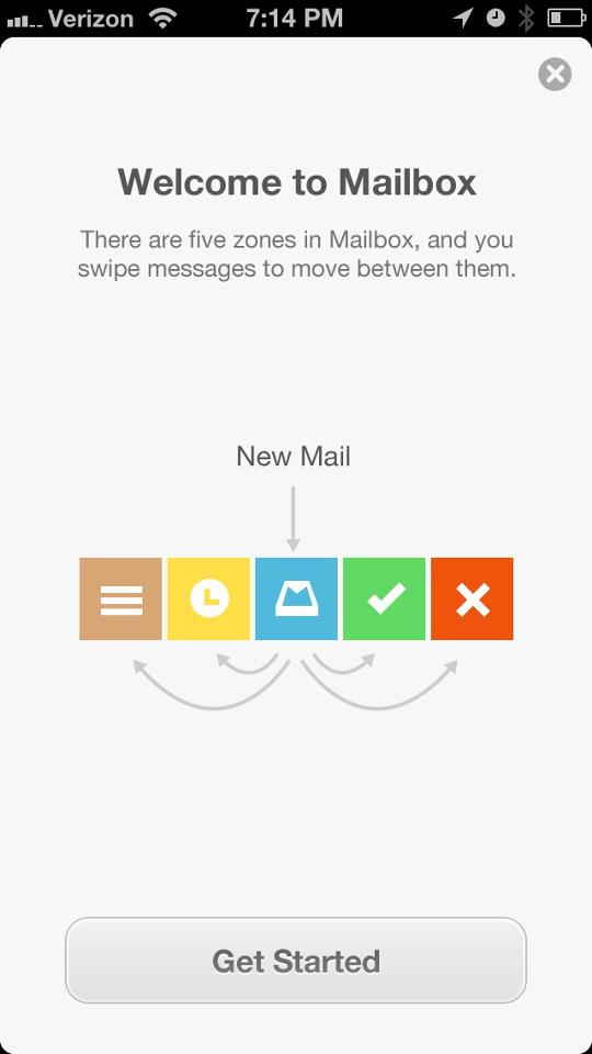 With Mailbox, I Might Make Inbox Zero - Marketing Technology Blog