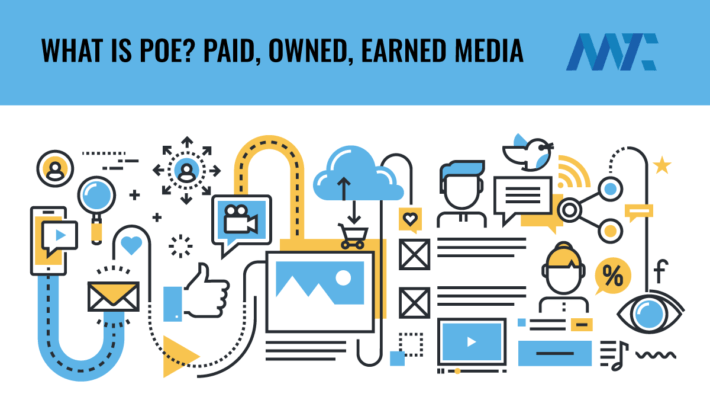 POE - Paid, Owned, Earned Media