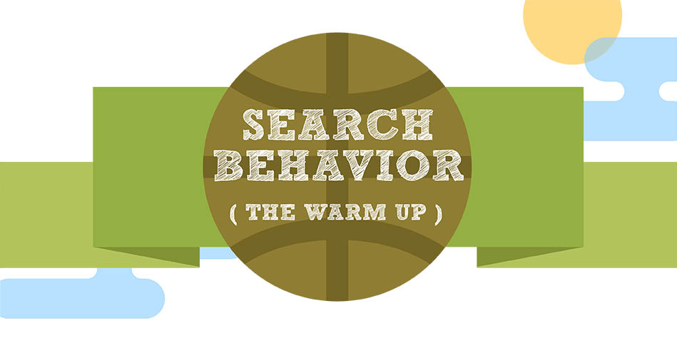 Infographics and Video: Online Search Behavior Survey