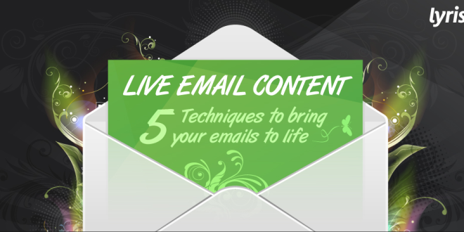 Live Email Content