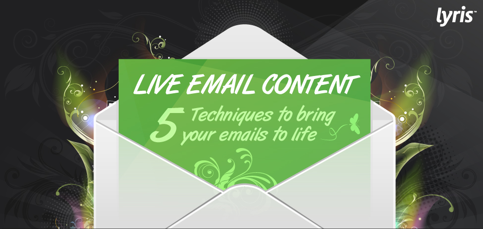 5 Techniques to Bring Your Emails to Life