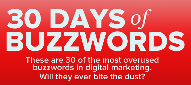 marketing buzzwords