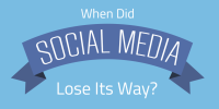 How Social Media Lost Its Way
