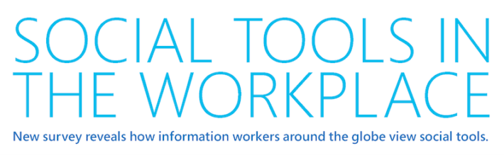 social tools workplace