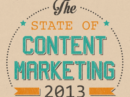 2013 State of Content Marketing