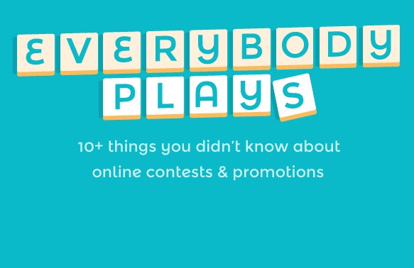online contests promotions