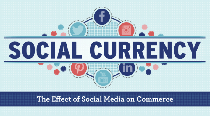 social currency effect commerce