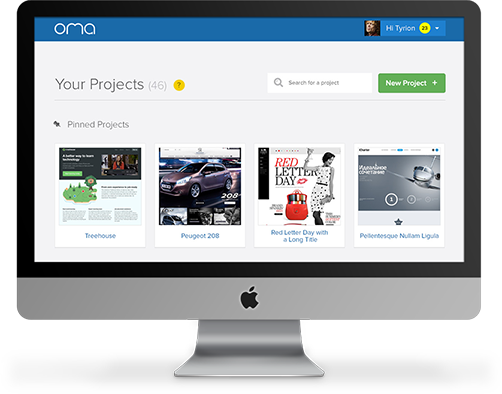 OMA: Content Marketing and Traffic Generation Platform