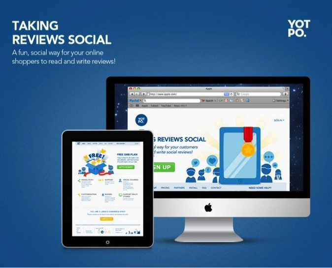 Yotpo: Integrate Social Reviews on Your Ecommerce Site