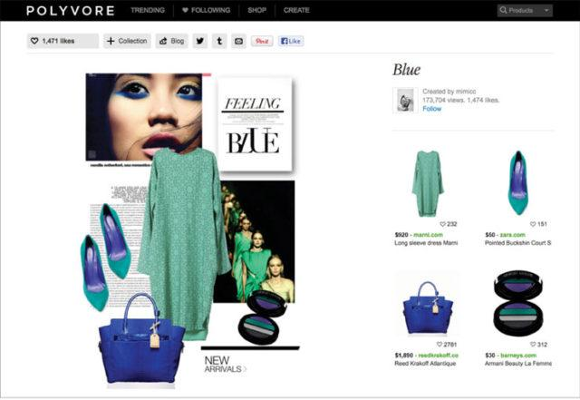 polyvore-collect