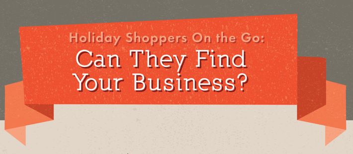 holiday mobile shoppers
