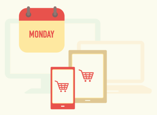 cyber monday mobile 2013