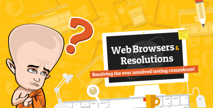 browser resolution infographic