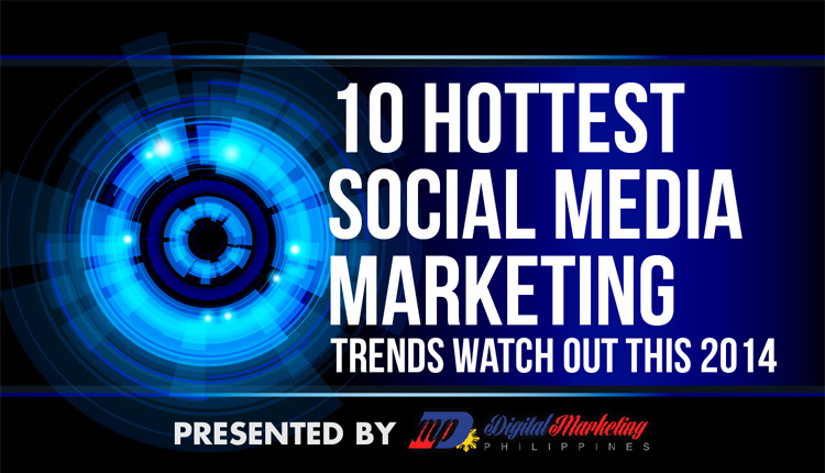 10 Hottest Trends in Social Media Marketing